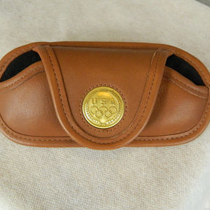 Coach Special Ed Vintage OLYMPIC Sunglasses CASE
